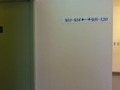 本館 エレベーターホール