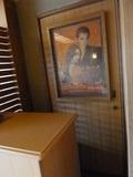 湯上り処の入口カウンターにはポスターが!(8階大浴場)