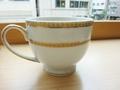 高級なコーヒーカップ