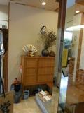 和室個室の入口(カフェセントヒルズ)