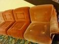 ロビーの座りやすいソファー