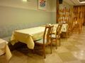 レストラン「ソレイユ」の店内