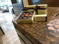 ホテルの「チョコレート」 レストランにて購入可