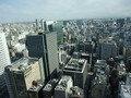 28階エレベーターホールからの眺望