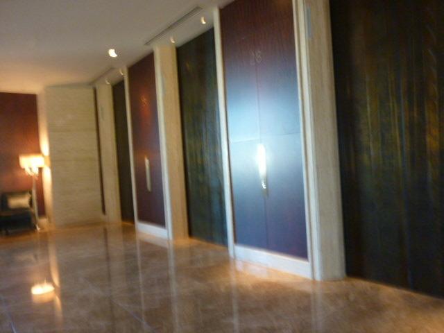 28階エレベーターホール