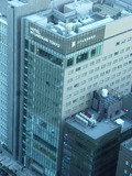 ホテル全景(シャングリラホテルから見た ホテル龍名館東京)