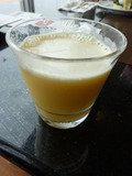 オレンジ系のミックスジュース(絶品なパワフルジュース)