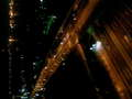 部屋からの景色(夜)