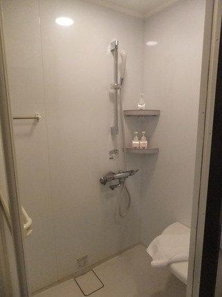 シャワールームのみ