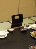 夕食個室部屋