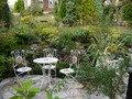 ガーデンの風景