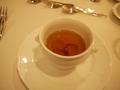 松茸のコンソメスープ