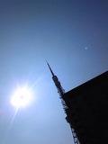 東京プリンスホテルのスイミングプール!!