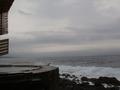 海を見ながら露天風呂
