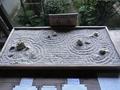 竜安寺石庭の模型