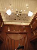 紀尾井ホール内部