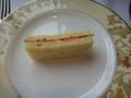 サンドイッチ 1つ目