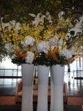 38階ロビー(お花)