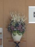 ロビー挿花