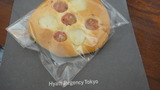 トマトとジャガイモのパン