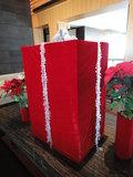 大きなプレゼントボックス