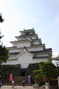 鶴ヶ城(会津城)