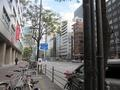 東京駅から見えます。