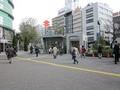東京ドームシティにそびえるホテル
