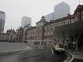 東京駅の中にあるホテルです。