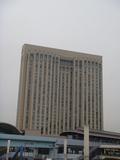 お台場の高層ホテル