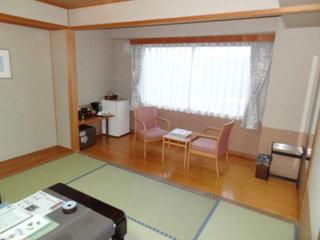 和室タイプの部屋です
