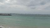 ホテル前のビーチより撮影