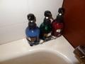 お風呂のボディーソープ類