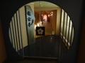 和室への入り口