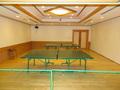 卓球できるスペース