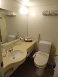 トイレや洗面台