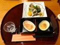 和食レストランの料理