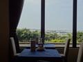 レストランからの眺望