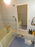 部屋のお風呂です。
