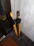 貸し出し用の傘