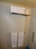 部屋のタオル