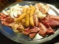 夕食のお肉