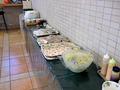 朝食は和食も洋食も。