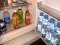冷蔵庫の中には