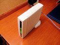 有線LANは構内モデム方式。