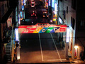 石垣島の中心的繁華街、美崎町の入口はホテルの目の前です。