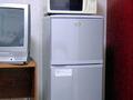 冷蔵庫とレンジ