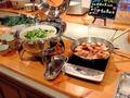 沖縄料理コーナー