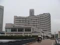ホテル日航東京の外観です。