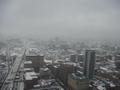スカイレストラン「丹頂」からの眺望